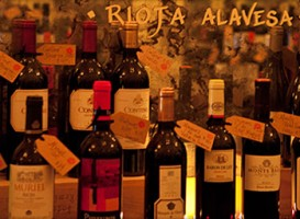 Wine Selections from Tinto Fino