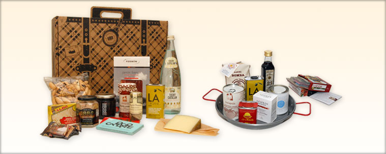 Give the gift of gourmet! Shop deluxe food assortments from Spain's artisans & chefs.