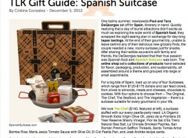The Latin Kitchen Gift Guide